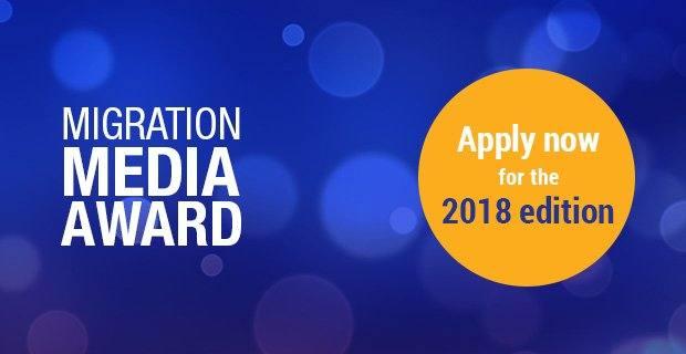 Migration Media Award 2018