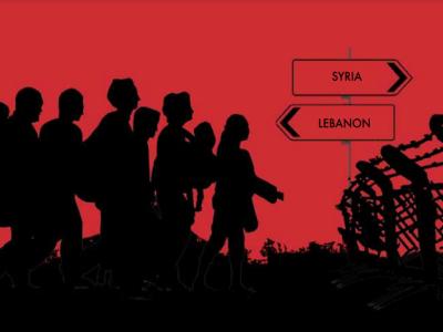 Syrian Lebanon Regugees