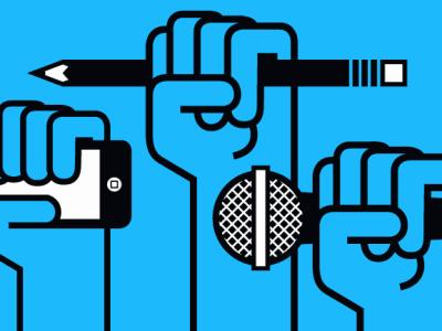 الانتهاكات الواقعة على الصحفيين