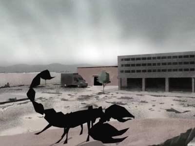 سجن صيدنايا – المسلخ البشري