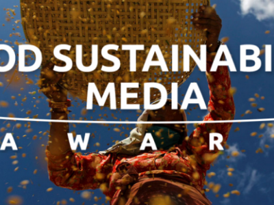 Food Sustainability Media Award 2017 696x312