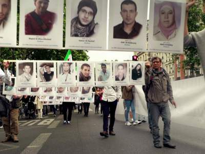 In Nuremberg this Wednesday 20th: Syria's Disappeared: The Case Against Assad