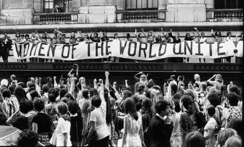 'Women Of The World Unite!'
