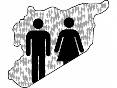 Syria outline map clipart
