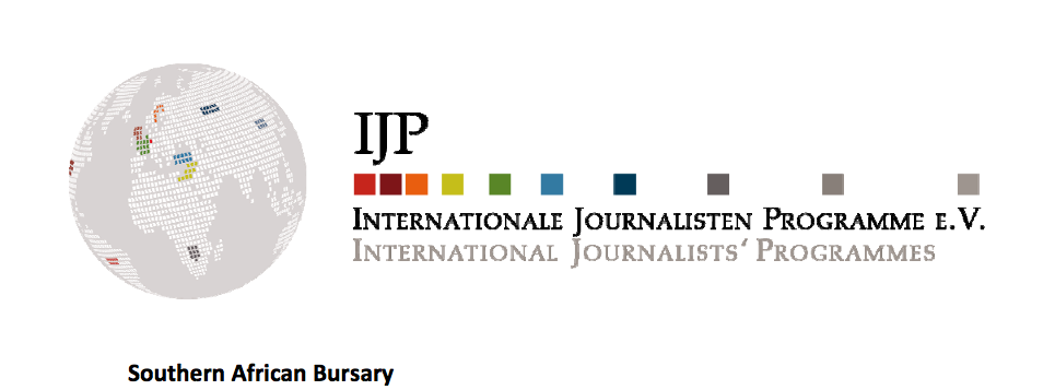 south-african-bursary-for-journalists-2015