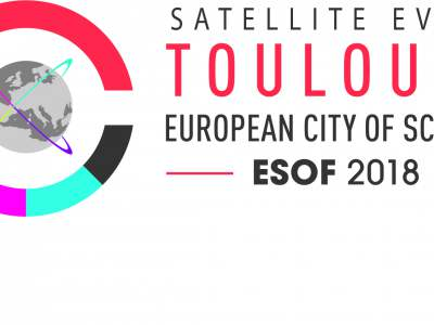 Logotype ESOF Satellite WEB